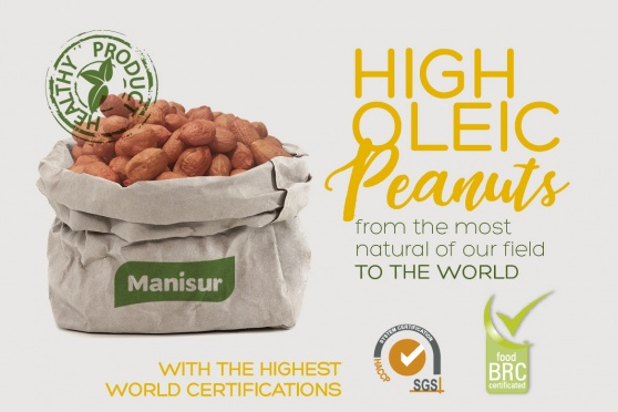 High Oleic Peanuts